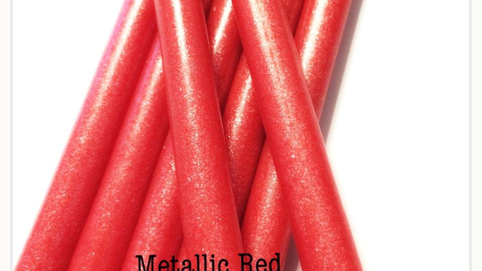 Wax Stick- Metallic Red