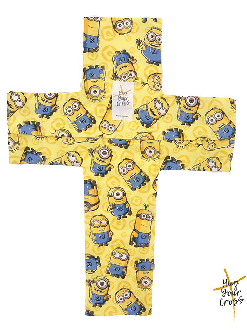 My Little Minions II Cross Pillow Cover