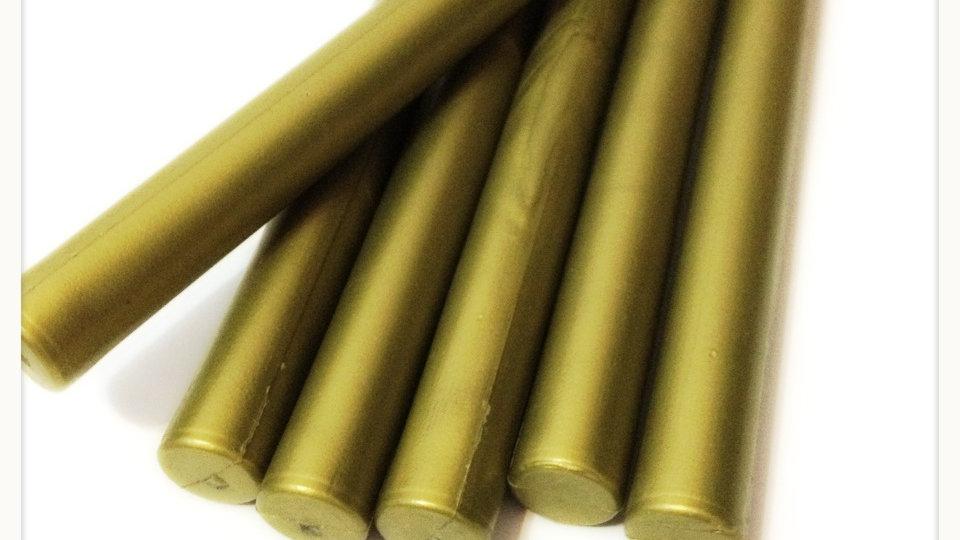 Wax Stick- Green Bronze
