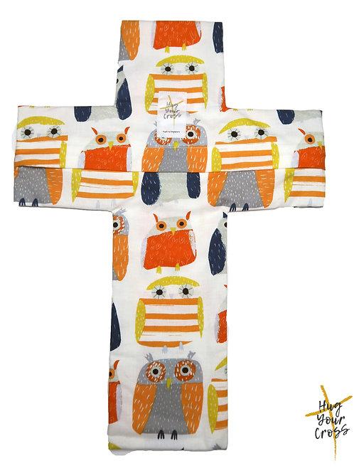My Little Owly Friends Pillow Cover
