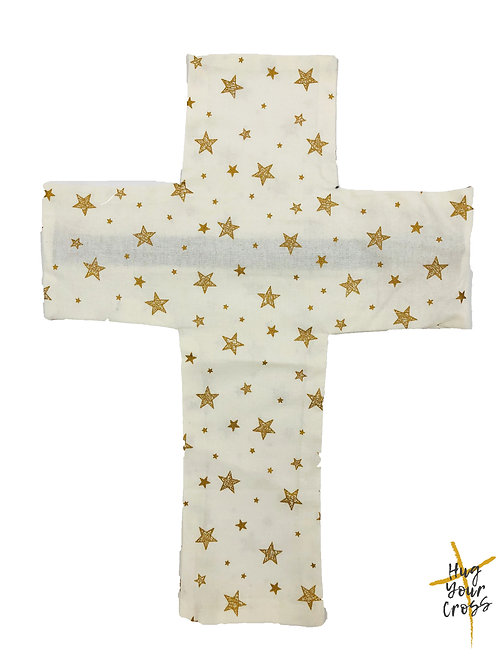 My Little Shining Stars Cross Pillow Cover