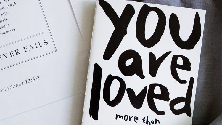 You Are Love Note Book