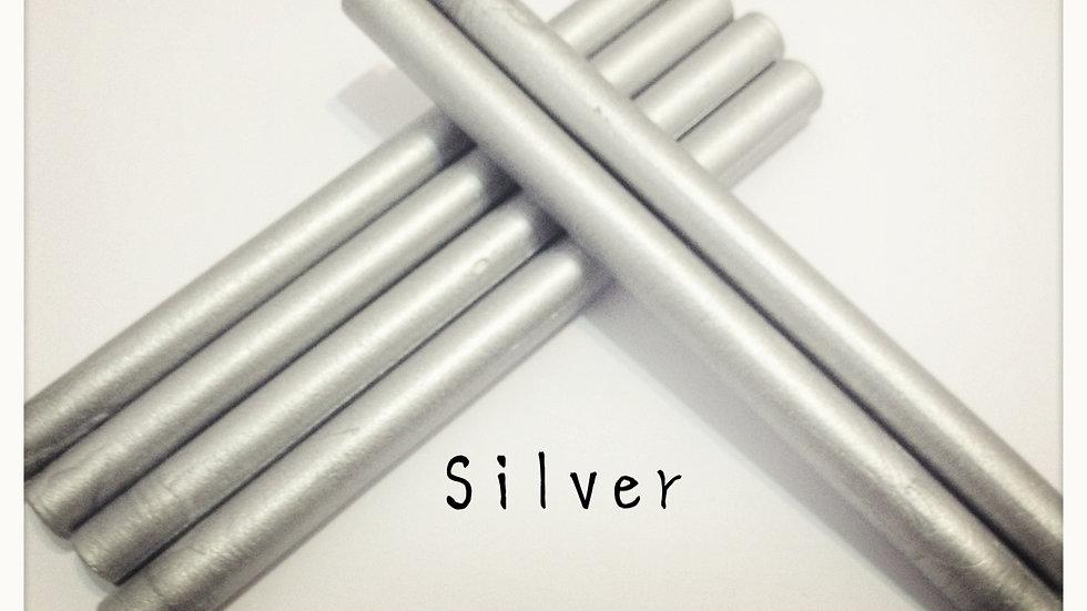 Wax Stick- Silver