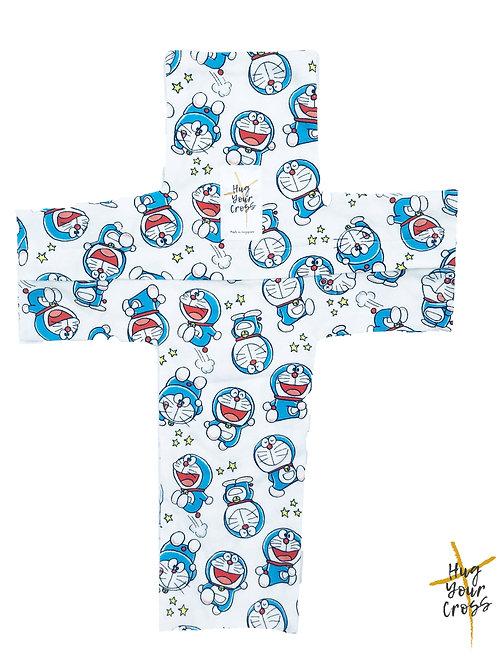 My Little Doraemon Cross Pillow Cover
