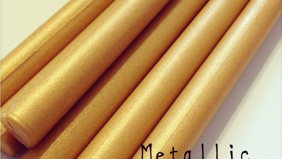 Wax Stick- Metallic Gold