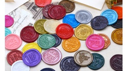 Self Adhesive Wax Seal- Other Designs