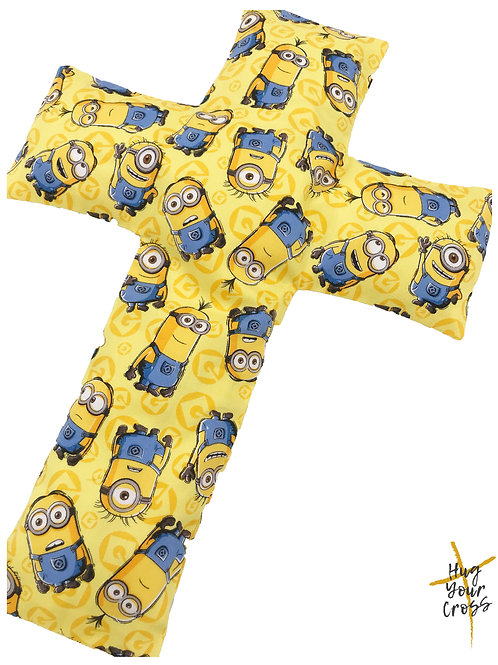 My Little Minions II Cross Pillow