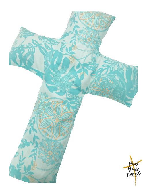 Sky Forest Cross Pillow