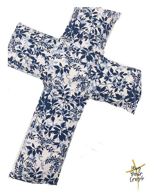 Japanese Blue Maple Cross Pillow