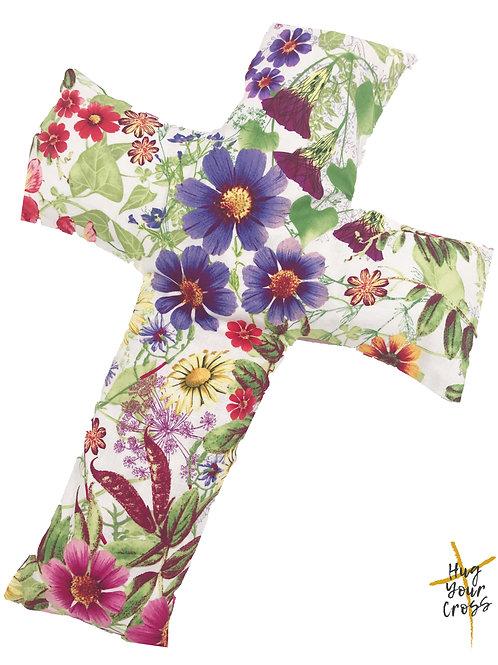 I am a Garden Lover Cross Pillow