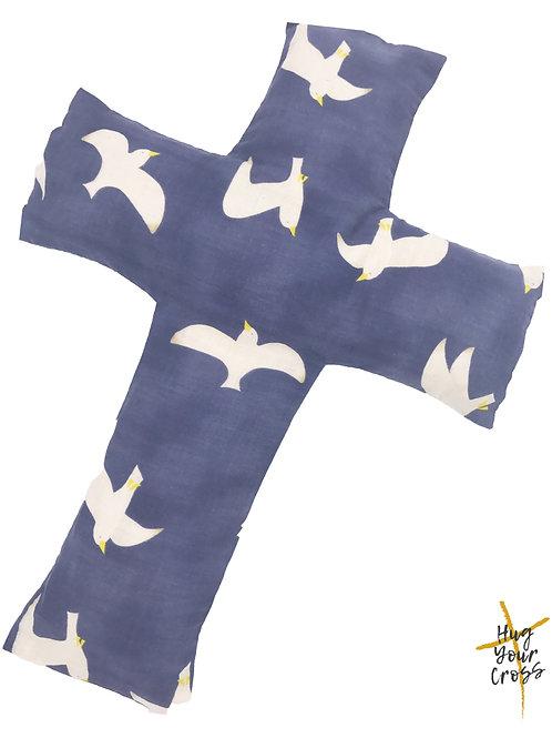 My Freedom Cross Pillow