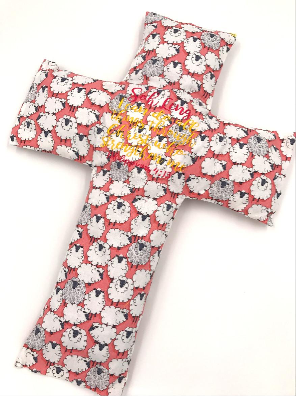 hug your cross Soh Leng