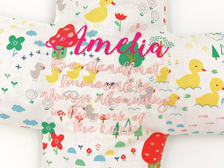 Newborn gift- Amelia