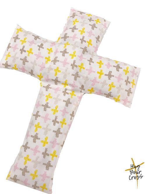 My Little Cross Pillow