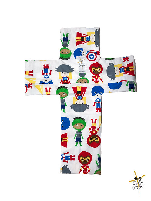 My Little Hero Pillow Cover