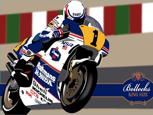Lawson Honda NSR