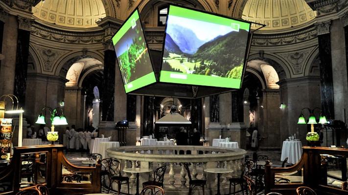 STO - predstavitev Slovenije na Dunaju