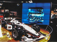 Avto sejem - video projekcija