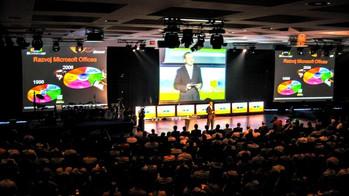 Microsoft - NT konferenca