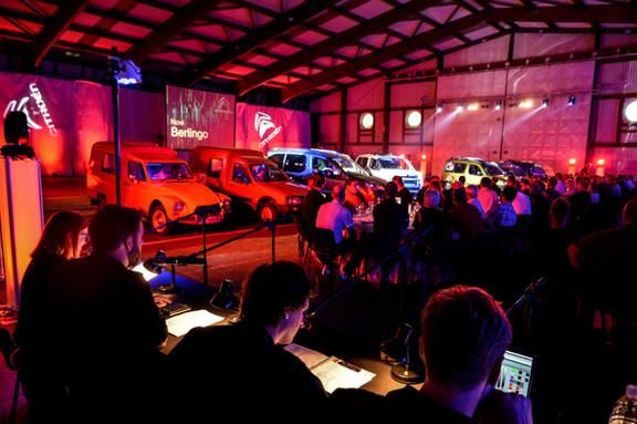 Citroen - predstavitev novega avtomobila Berlingo