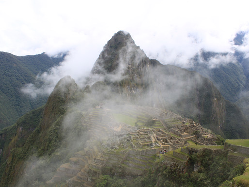 The Adventurous Route to Machu Picchu