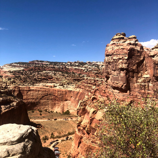 Capitol Reef Views