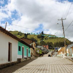 Banos, Ecuador | Urban Exploration