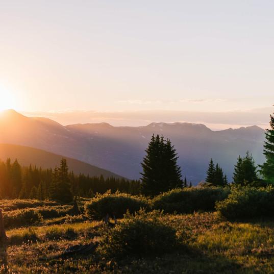 Soft mountain light. PC Lucas Ludwig on Unsplash