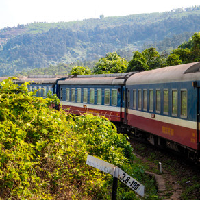 5 Things to Know About Riding the Reunification Express in Vietnam