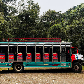 The Ultimate Guide to Bus Travel in Colombia