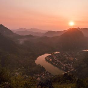 Luang Prabang, Laos   Urban Exploration