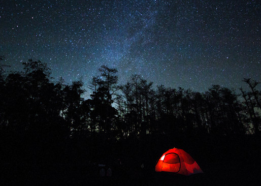 How to Find the Darkest Skies in the USA