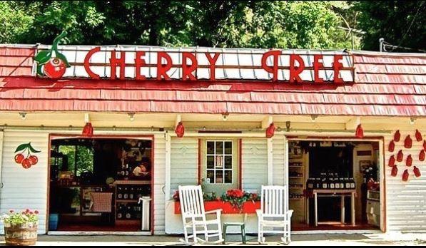 Cherry Pie company in the sun.