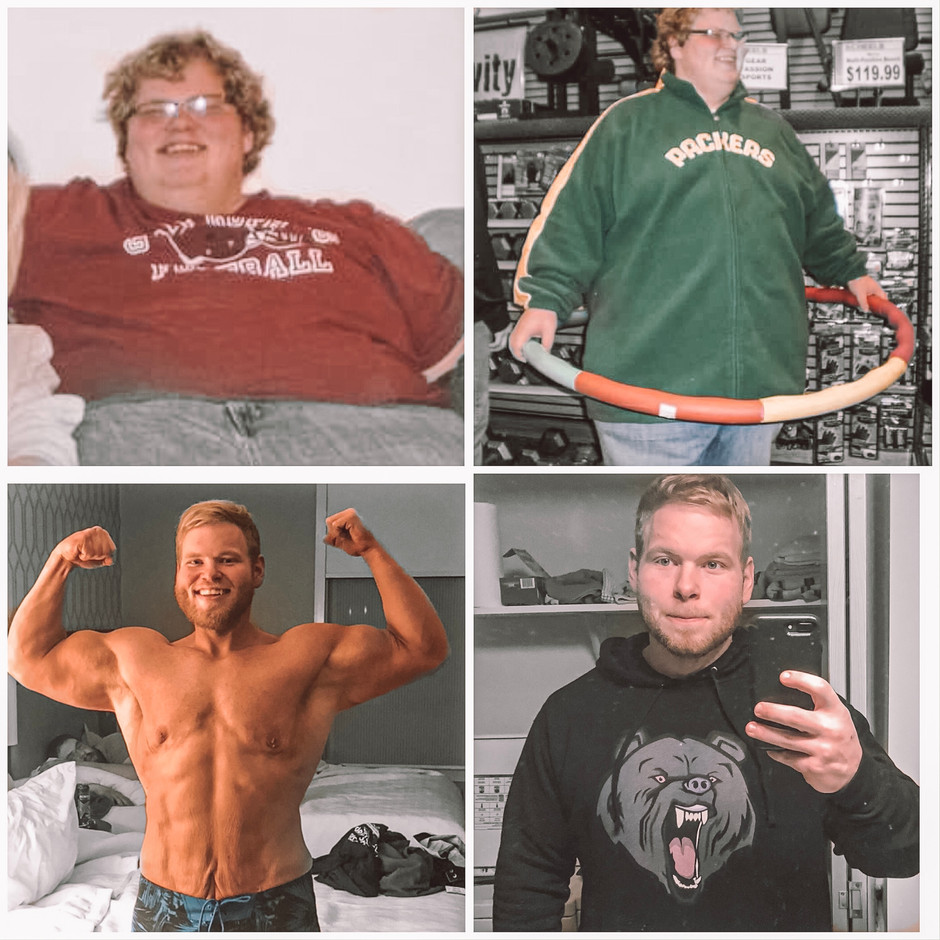 Obese to Body Builder's Physique: Troy's Lifestyle Change