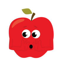 Anxious Apple