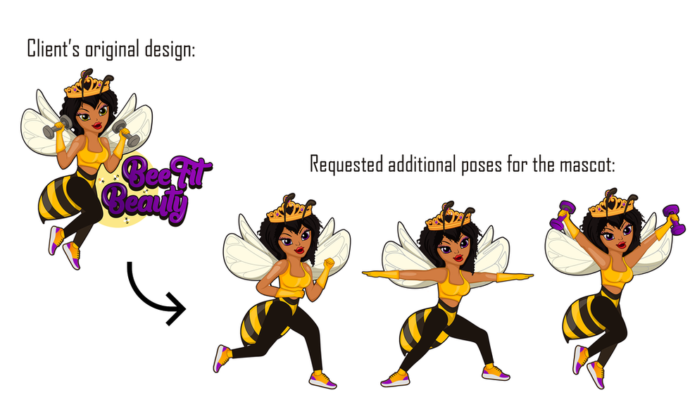 Fitness bee