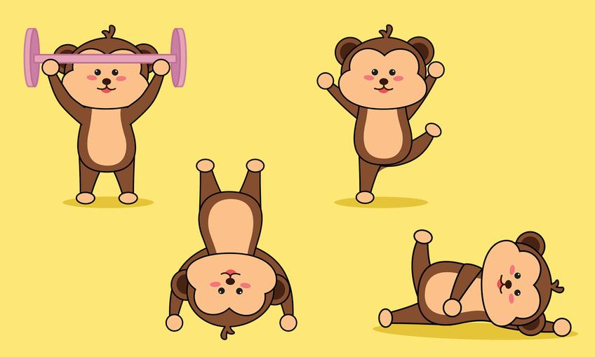 Gym monkey