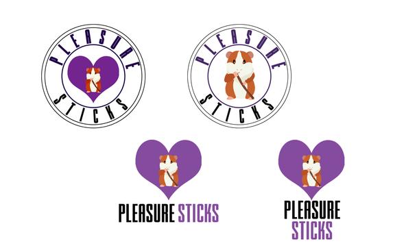 Pleasure Stickes Guinea pig