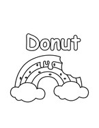 A bite of Donut - Feel like Heaven