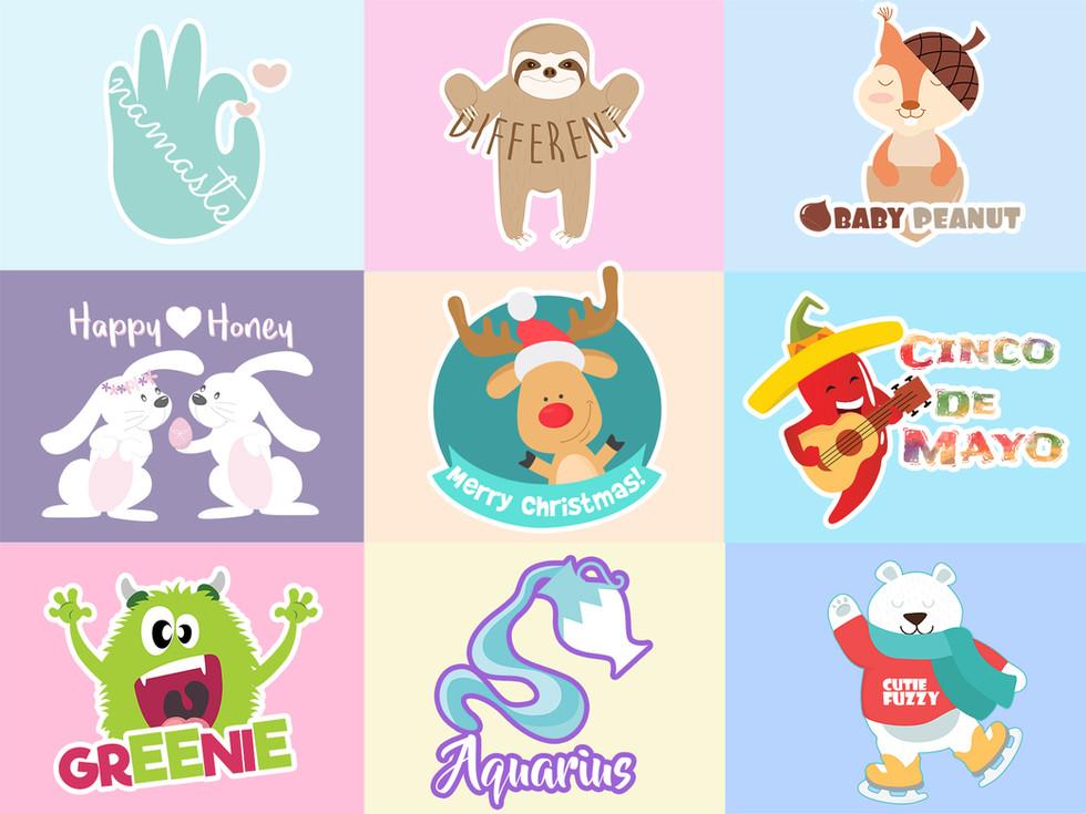 Mascot examples