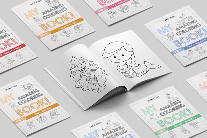 5 ready-to-print eBooks