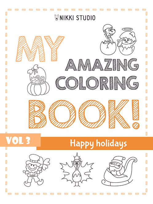 Vol 3 - Happy Holidays