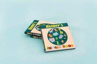Benny's jungle book