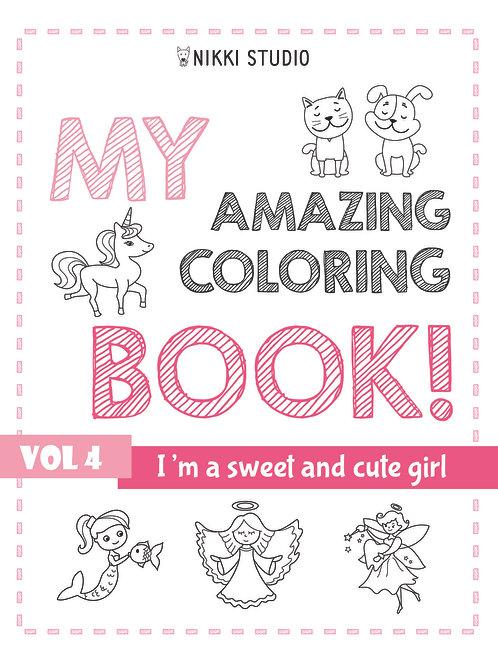 Vol 4 - I'm a Sweet and Cute Girl