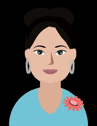Demali woman avatar