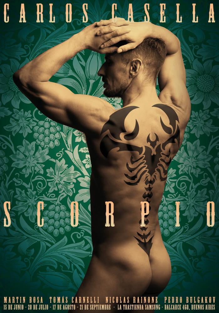 Carlos Casella para Scorpio