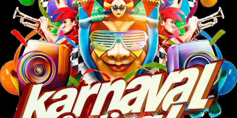 Karnaval festival 22-02-20 (dubbeldekker bus)