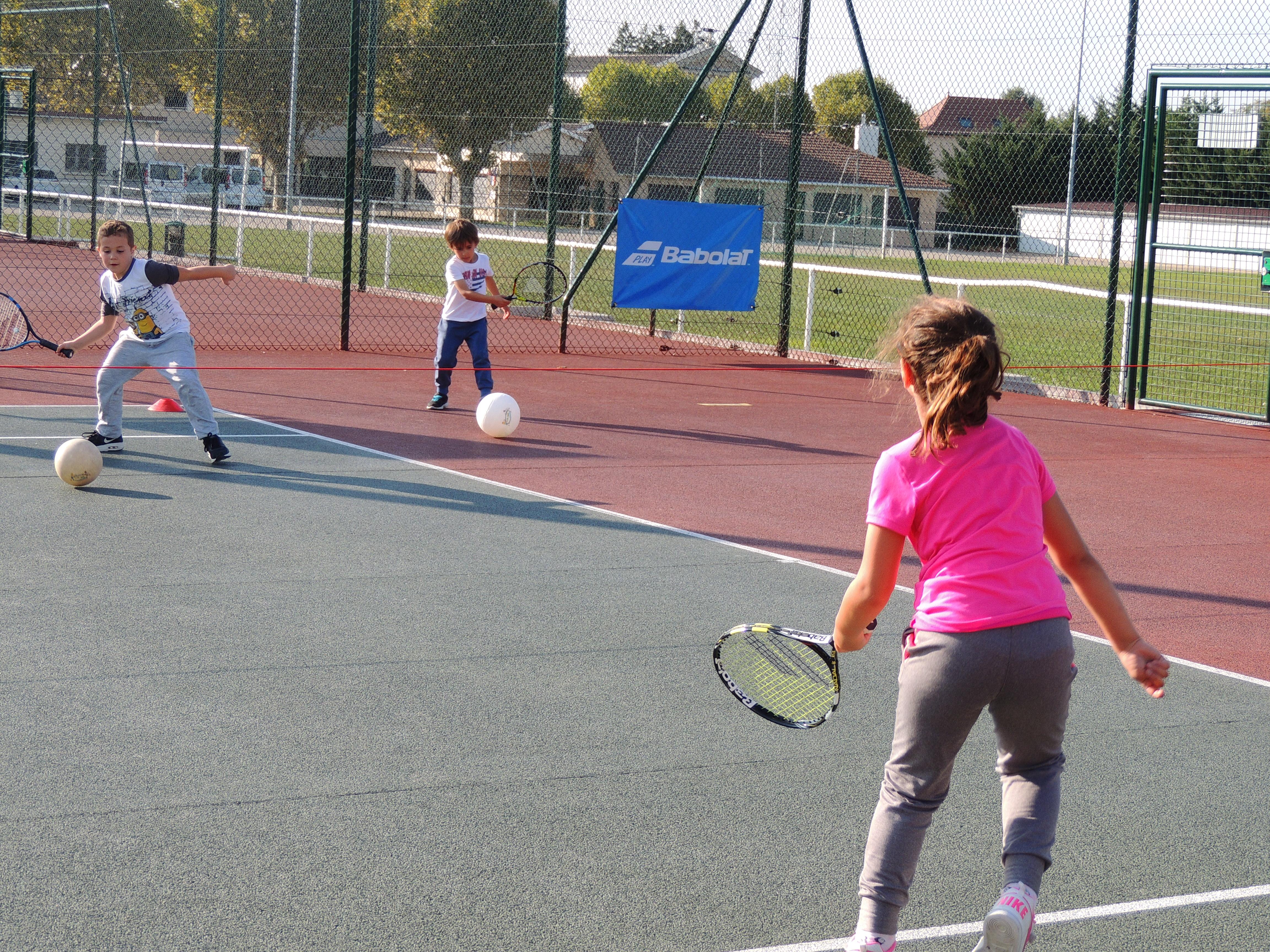Mini-tennis 2017