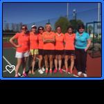 équipe sénior dames 2017