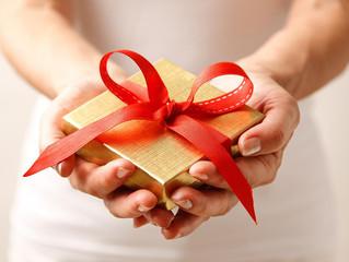Тип подарков, приносящих наибольшее счастье